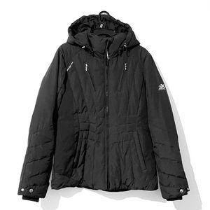 Zero Xposur Insulated Hooded  Puffer Jacket M